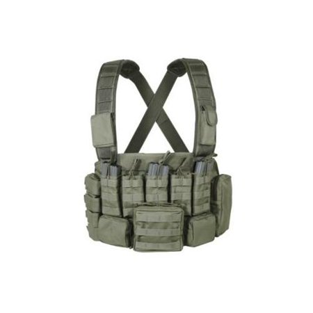 Voodoo Tactical 20-993182000 Multi-Cam Tactical Chest Rig