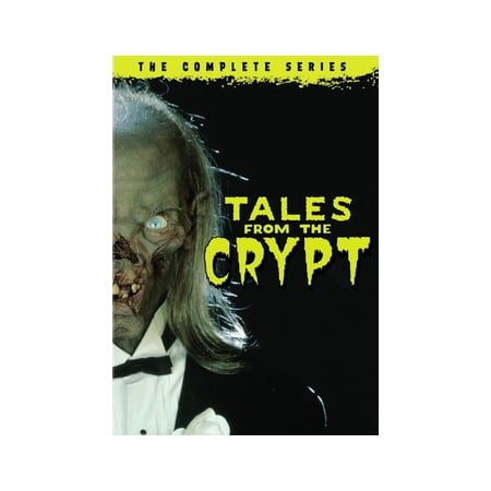 Tales From The Crypt: The Complete Series (DVD)