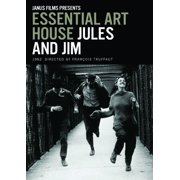 Jules and Jim (Essential Art House) (DVD)