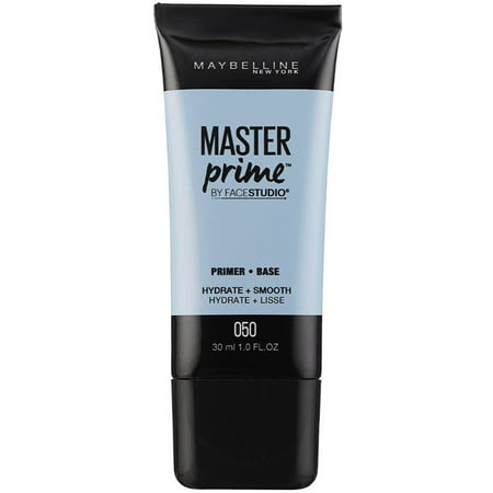 2 Pack - Maybelline Face Studio Master Prime Primer, Hydrate + Smooth 1 oz
