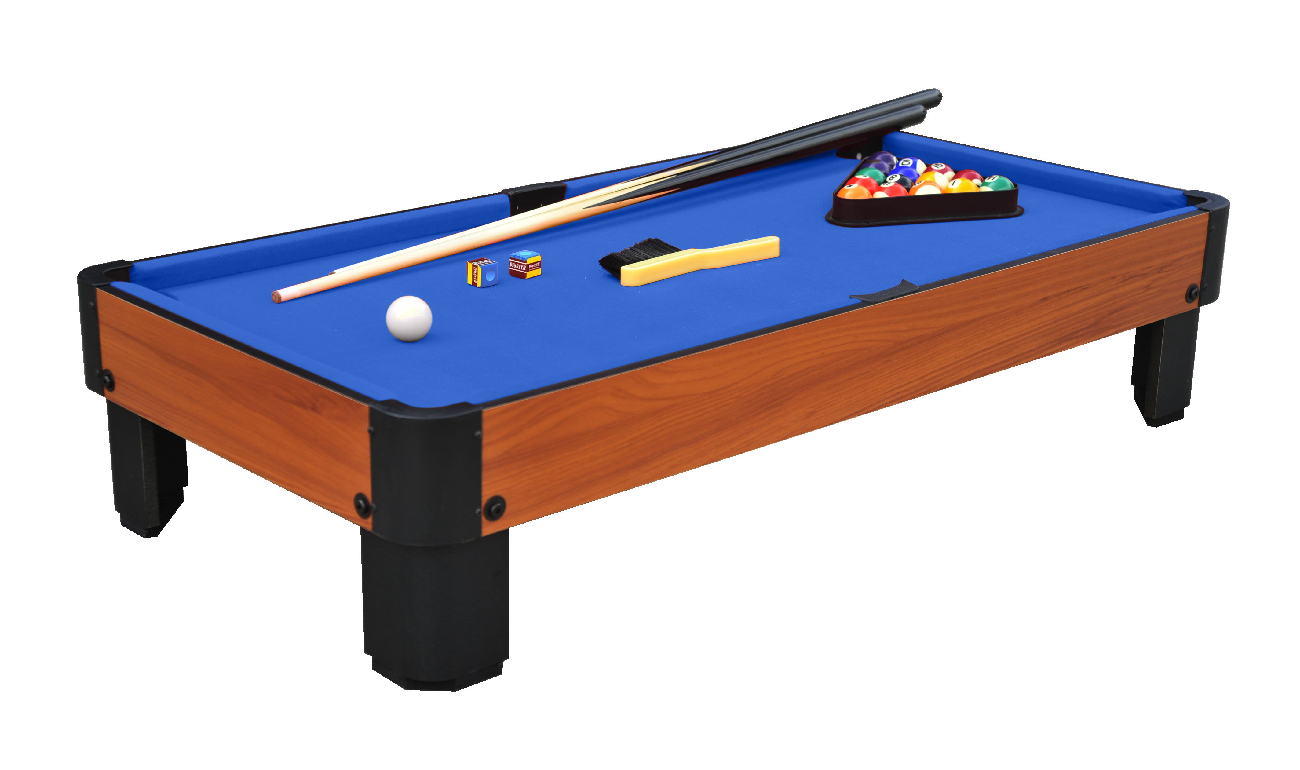 """AirZone Play 40"""" Table Top Pool Table by AirZone North America"""