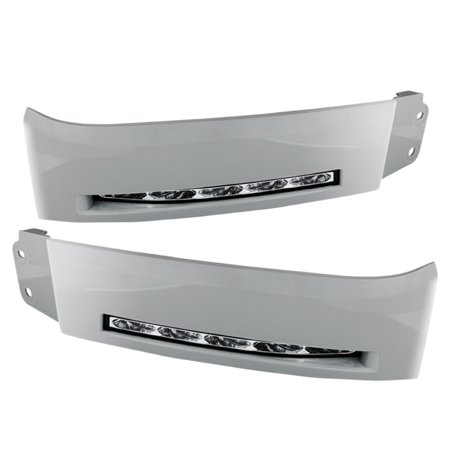 Spyder Toyota Tundra 07-13 Daytime LED Running Lights ( XSP-X Model Look )wo/switch - Unpainted