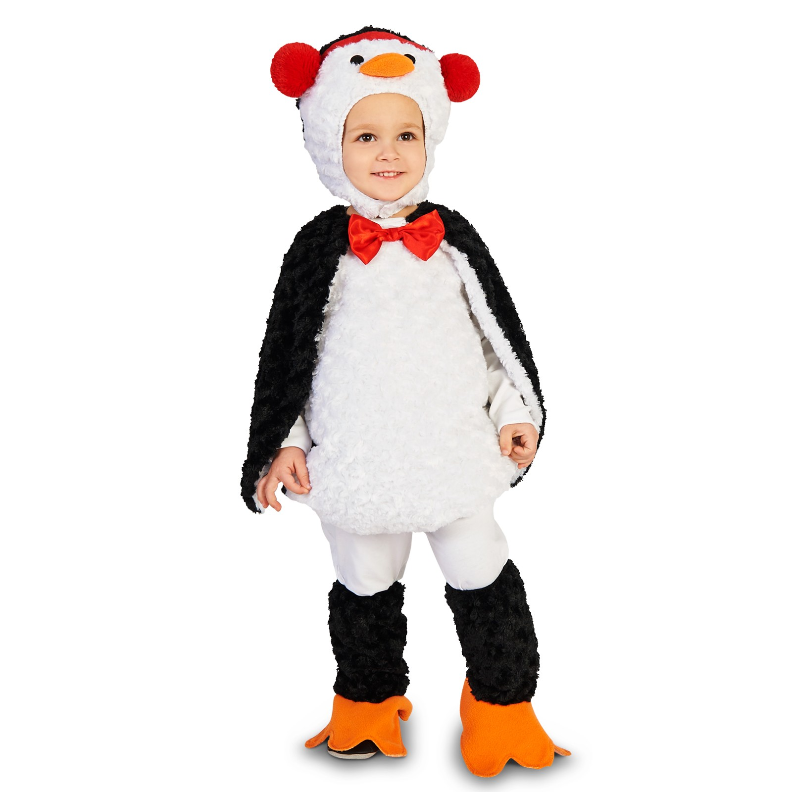 Cute Cuddly Penguin Toddler Costume