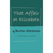That Affair at Elizabeth - eBook