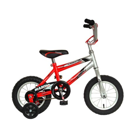 Mantis 12 Inch Lil Burmeister Boys Bicycle w Training Wheels
