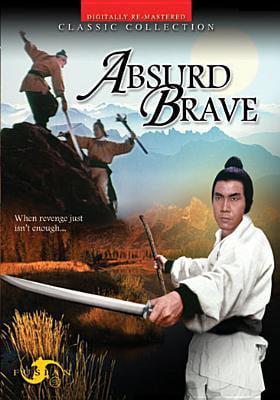 Absurd Brave (DVD) by Allied Vaughn