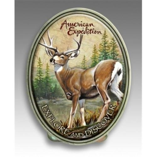 American Expedition MCLP-123 MONEY CLIP - MULE DEER