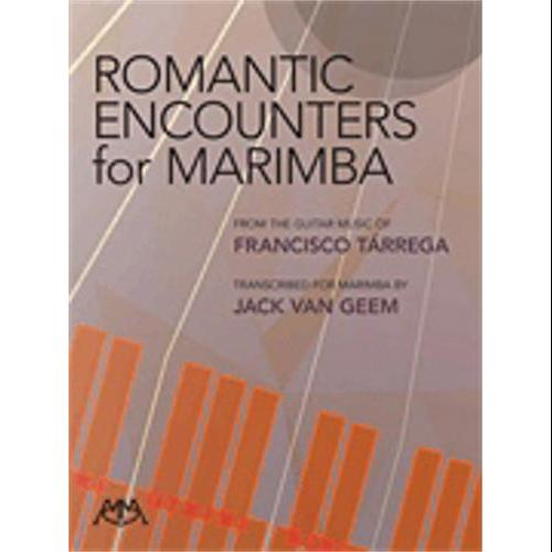 Alfred Romantic Encounters for Marimba by