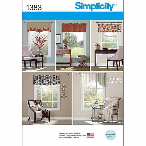 Simplicity Crafts Home Decor, 1 Size