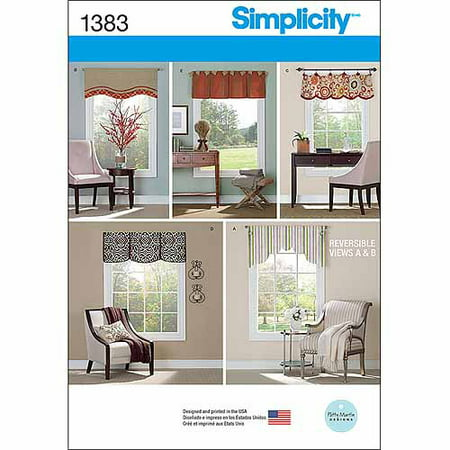 Simplicity Crafts Home Décor Pattern, 1 Each (Free Woodcraft Patterns)
