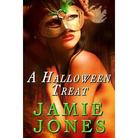 A Halloween Treat (A Halloween Treat - eBook)