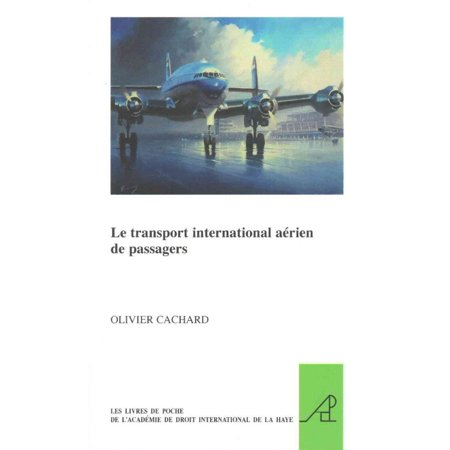 Le transport international aï¾ rien de passagers