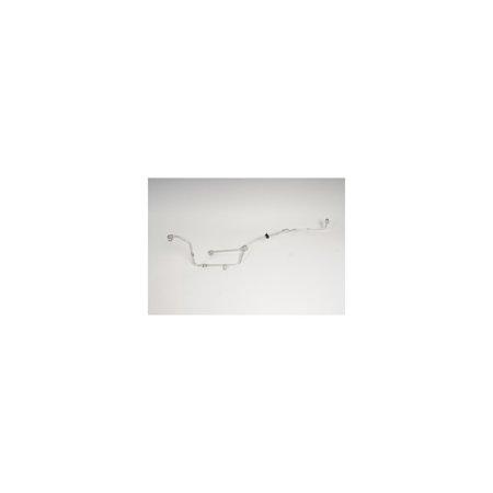 Evaporator Pipe - AC Delco 15-33179 A/C Pipe, Front