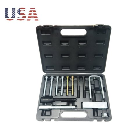 Steering Wheel Remover And Lock Plate Compressor Set -Puller Tool kit US Stock (Plate Remover)