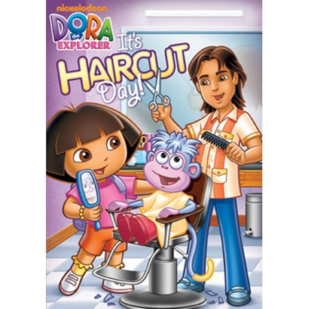 Dora the Explorer: It's Haircut Day (DVD)](Haircuts From The 50s)