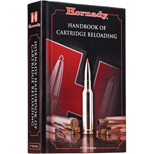 Hornady Handbook 9rg Edition by Hornady