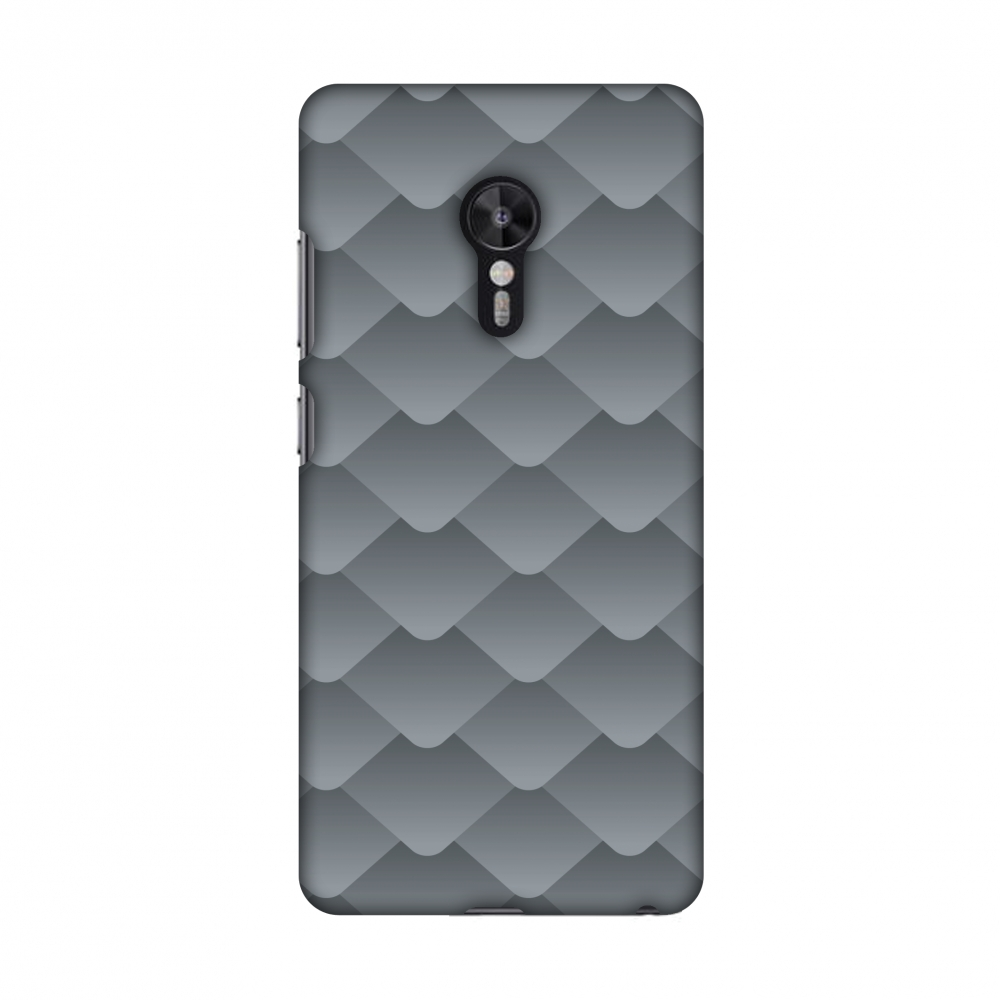 Lenovo ZUK Z2 Pro Case, Premium Handcrafted Printed Designer Hard Snap on Shell Case Back Cover with Screen Cleaning Kit for Lenovo ZUK Z2 Pro - Carbon Fibre Redux Stone Gray 10