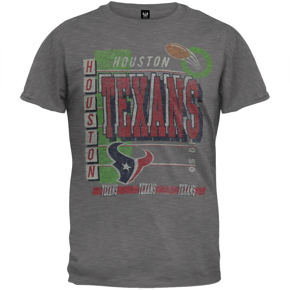Houston Texans - Touchdown Soft T-Shirt