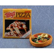 Dollhouse Tony'S Pizza