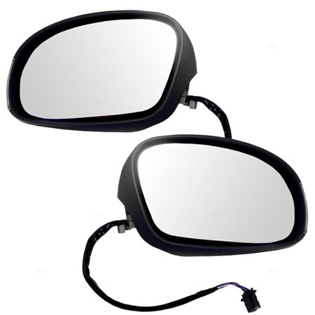 driver and passenger power side view mirror heated signal. Black Bedroom Furniture Sets. Home Design Ideas