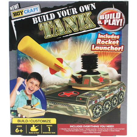 build your own tank