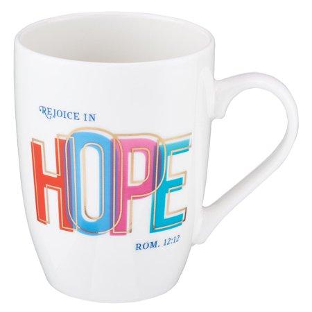 Value Mug Rejoice in Hope (Other) (A & W Root Beer Mugs Value)
