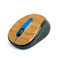 Skin For Logitech M510 Wireless Mouse - Birch Grain | MightySkins Protective, Durable, and Unique Vinyl Decal wrap cover | Easy To Apply, Remove, and Change Styles