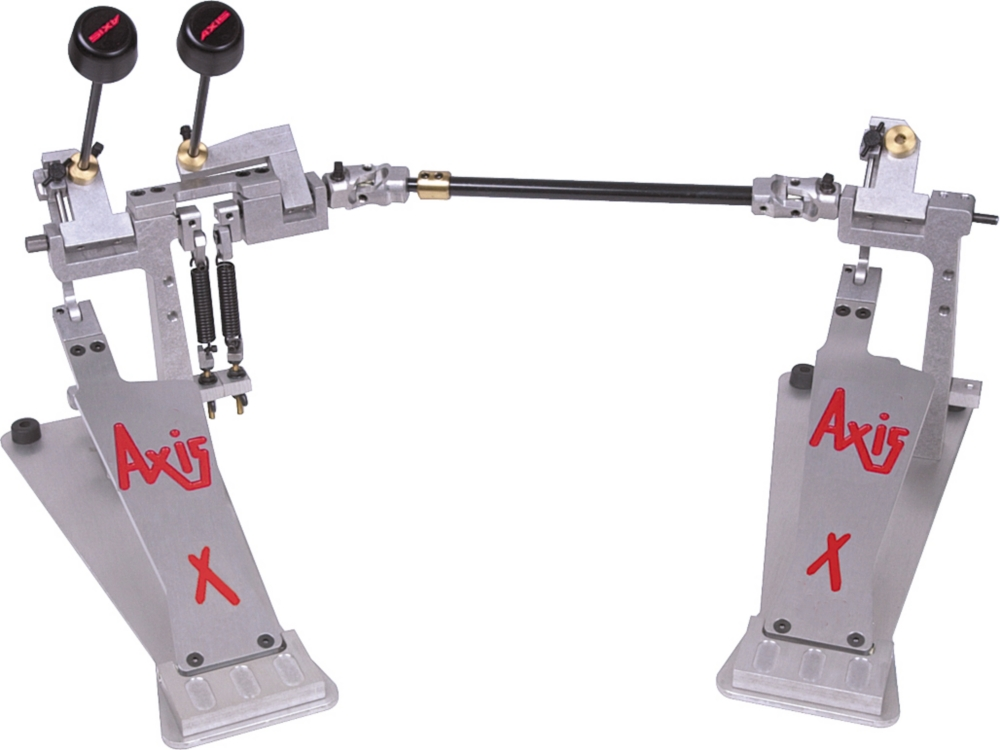 Axis X Double Left-Footed Double Bass Drum Pedal by Axis