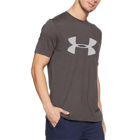 NEW Under Armour Men's Athletic Big Logo Graphic Short Sleeve T-Shirt Ncaa Logo Short Sleeve T-shirt