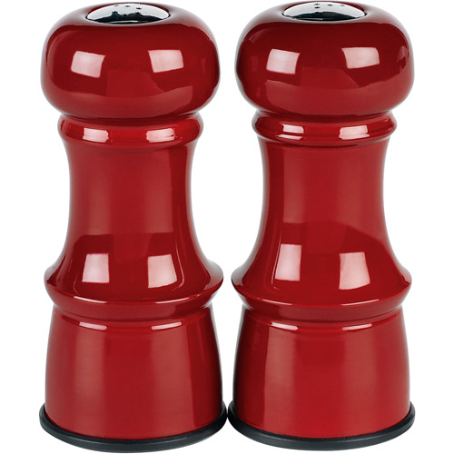 Trudeau Salt and Pepper Shakers