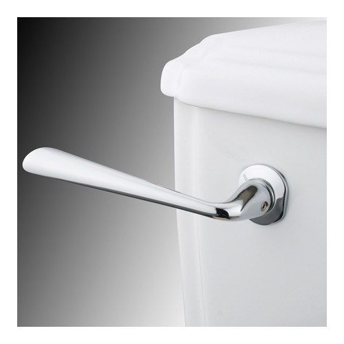 Kingston Brass Silver Sage Toilet Tank Lever
