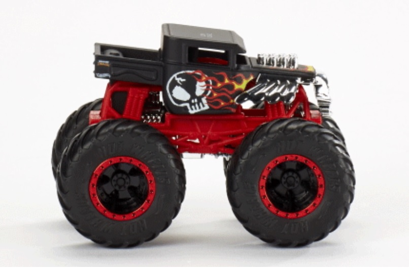 Hot Wheels Monster Trucks 1:24 Scale (Styles May Vary)