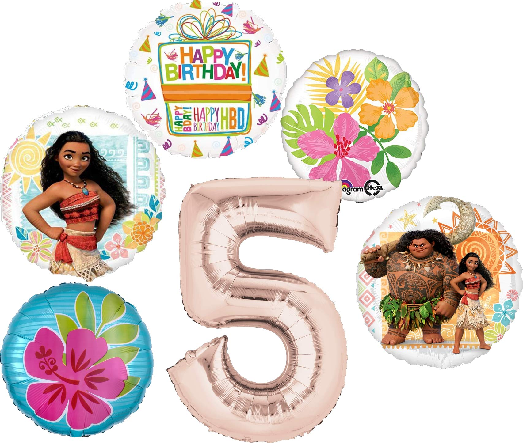 moana candle holder party supplies and decorations moana number candle Moana birthday candle moana cake topper