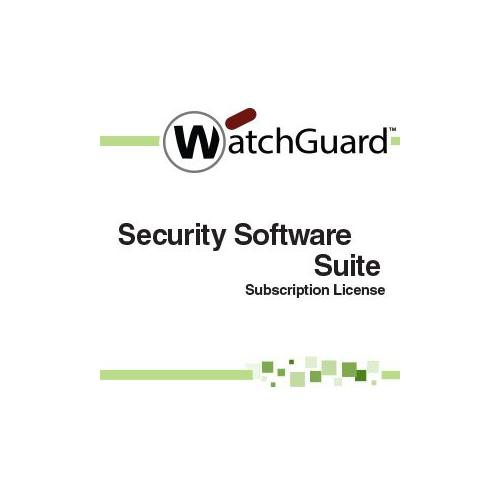 WatchGuard XTM 810 Security Software Suite Subscription license reNewal   upgrade license ( 2 years ) 1 appliance by WatchGuard