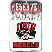"""UNLV Rebels WinCraft 11"""" x 17"""" Indoor/Outdoor Sign"""