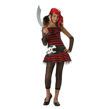 Pirate Cutie Tween Costume