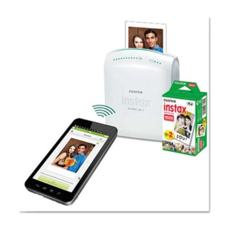 Fujifilm Dye Sublimation Printer - Color - Photo Print - Portable - Color - 16 Second Photo - 640 X 480 Dpi - Pc, Ios, Android (600013934)