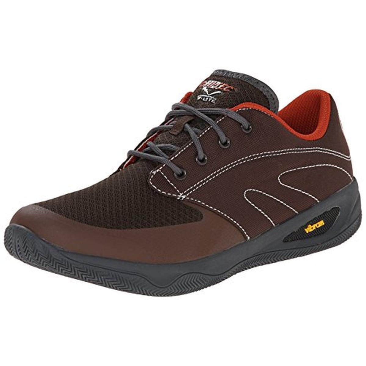 Hi-Tec Mens V-Lite Rio Quest I Mesh Water Repellent Walking Shoes by Hi-Tec