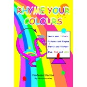 Rhyme Your Colours - eBook
