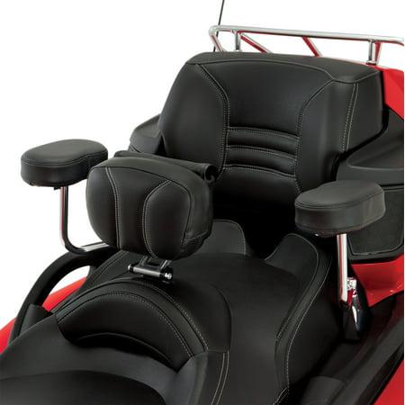 Show Chrome 41-159 Deluxe Armrest System (Show Chrome Armrest)