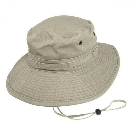VHS Cotton Booney Hat - Putty - XXL - Putty - Walmart.com a270e085182