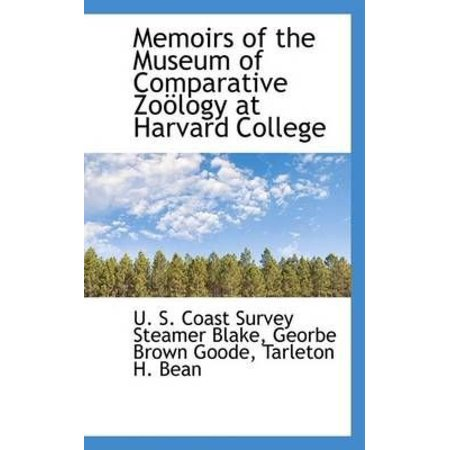 Memoirs of the Museum of Comparative Zo Logy at Harvard College - image 1 de 1
