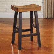 Signature Design by Ashley Glosco 31 in. Backless Bar Stool Set of 2 by Ashley Furniture