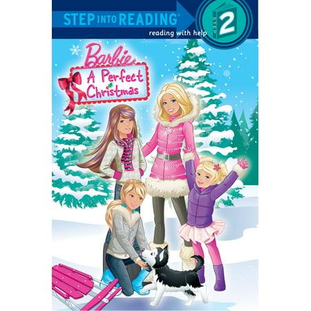 A Perfect Christmas (Barbie) - Christmas Barbie
