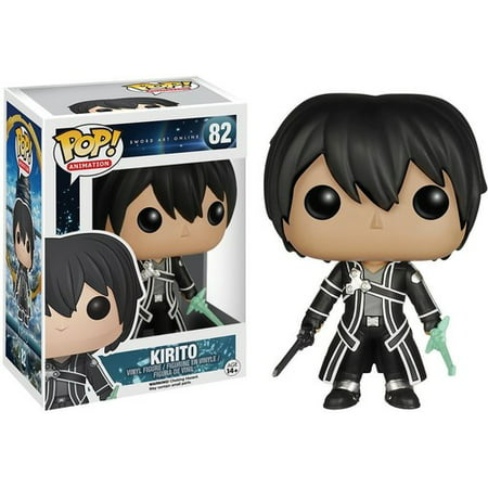FUNKO POP! ANIMATION: SWORD ART ONLINE - KIRITO