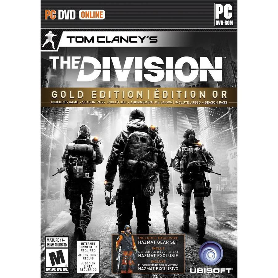 Tom Clancy's: The Division Gold Edition (PC)