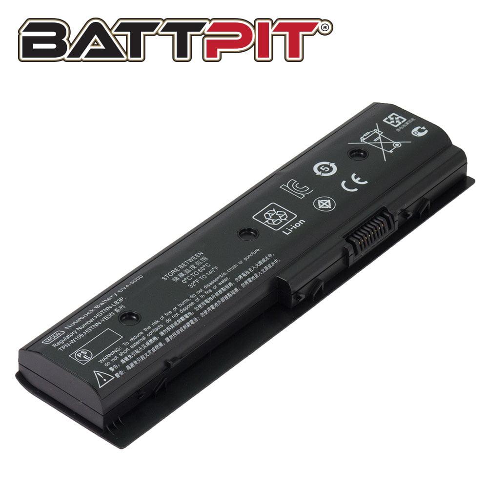 BattPit: Laptop Battery Replacement for HP Envy dv7-7251er 671567-321 H2L55AA HSTNN-LB3N M006 TPN-C106 TPN-W109