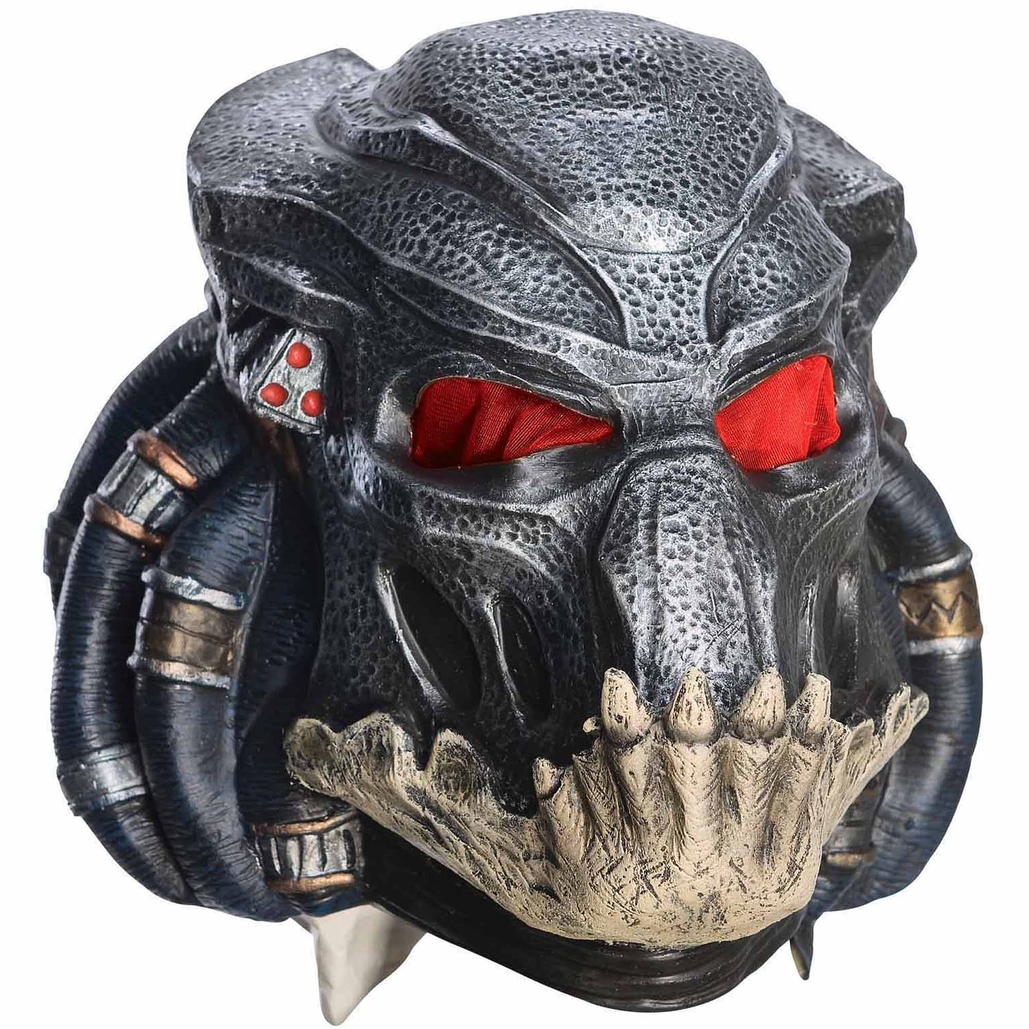 Predator Child Vinyl Mask Child Halloween Accessory