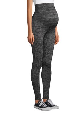 Times Two Maternity Over Belly Active Leggings