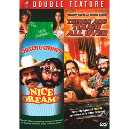 Cheech & Chong's Nice Dreams / Things Are Tough All Over (DVD) (Cheech Mustache)